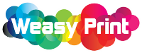 Weasy Print Logo
