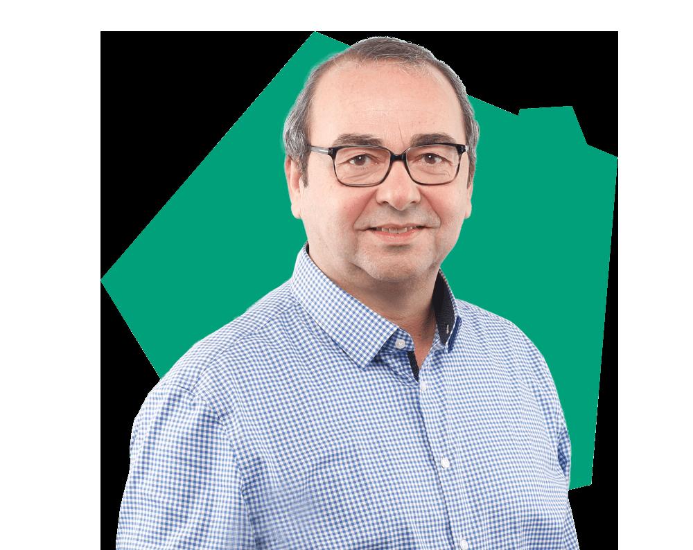 Patrick Oberdorf - Geschäftsführer und Schulungsleiter